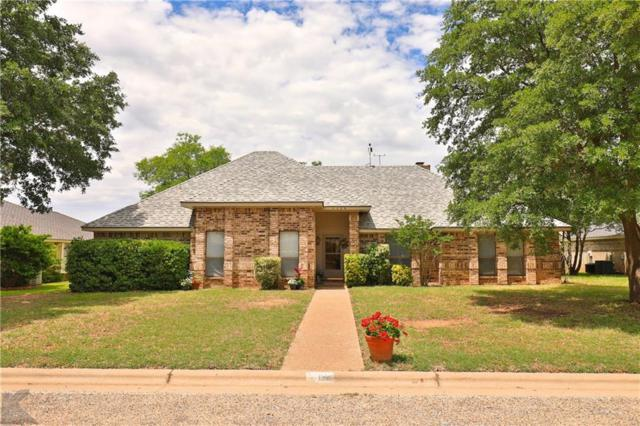4026 Inverrary Drive, Abilene, TX 79606 (MLS #14106710) :: Baldree Home Team