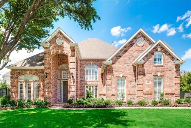 606 Rustic Ridge Court, Southlake, TX 76092 (MLS #14106779) :: RE/MAX Town & Country