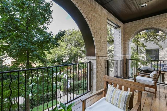 3230 Blackburn Street, Dallas, TX 75204 (MLS #14106812) :: The Hornburg Real Estate Group