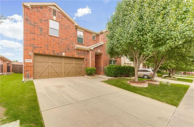 6413 Texana Way, Plano, TX 75074 (MLS #14106825) :: Real Estate By Design