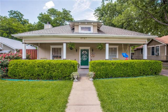 5727 Victor Street, Dallas, TX 75214 (MLS #14106882) :: Robbins Real Estate Group