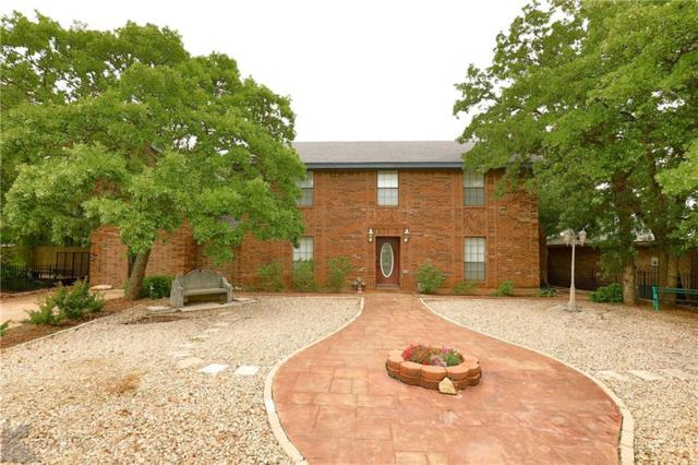 1726 Alamo Court, Clyde, TX 79510 (MLS #14106884) :: The Heyl Group at Keller Williams