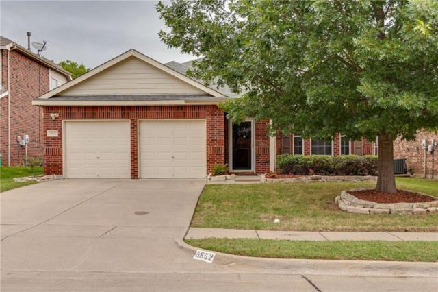 5852 Crestview Drive, Grand Prairie, TX 75052 (MLS #14106912) :: RE/MAX Landmark