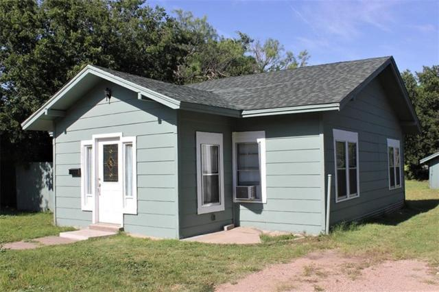 1017 Palm Street, Abilene, TX 79602 (MLS #14106917) :: The Good Home Team