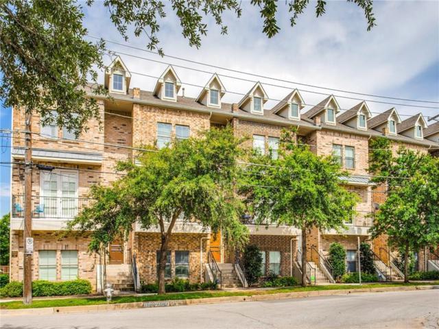 2821 Parmer Avenue #123, Fort Worth, TX 76109 (MLS #14106932) :: Van Poole Properties Group