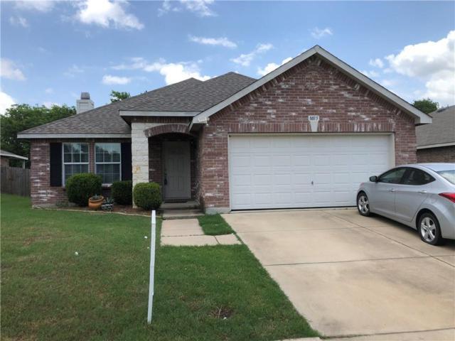 8015 York Beach Place, Arlington, TX 76002 (MLS #14106939) :: Vibrant Real Estate