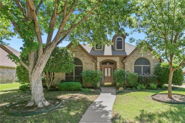3152 Almond Drive, Flower Mound, TX 75028 (MLS #14106955) :: RE/MAX Town & Country