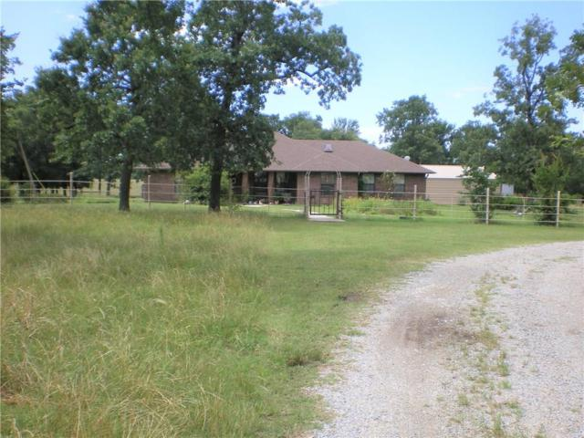 4998 E North Hills Drive, Atoka, TX 74525 (MLS #14107064) :: RE/MAX Town & Country