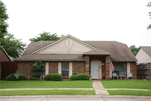 4353 Keys Drive, The Colony, TX 75056 (MLS #14107095) :: The Heyl Group at Keller Williams