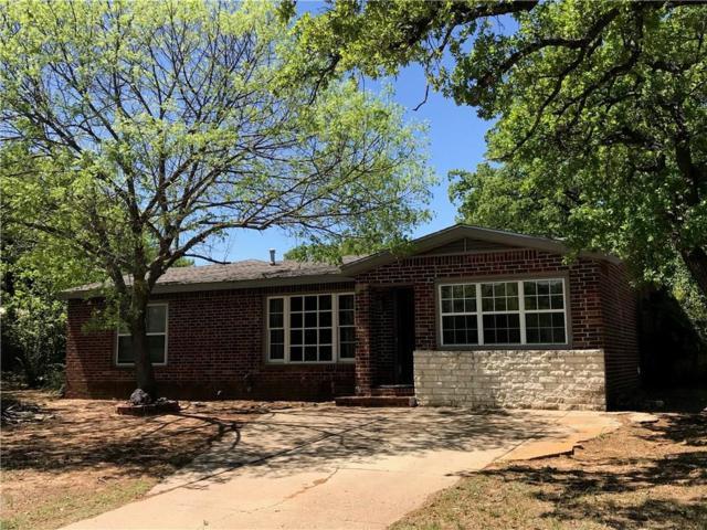 409 S Virginia Avenue, Eastland, TX 76448 (MLS #14107176) :: RE/MAX Town & Country