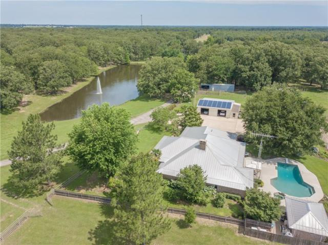 2213 County Road 3140, Cookville, TX 75558 (MLS #14107198) :: RE/MAX Town & Country