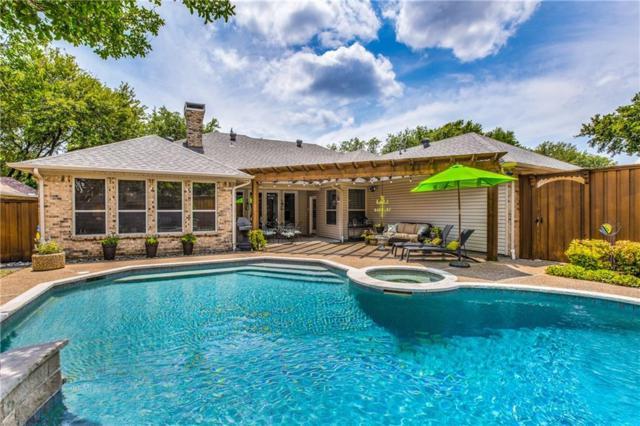 17905 Carrollwood Drive, Dallas, TX 75252 (MLS #14107284) :: All Cities Realty