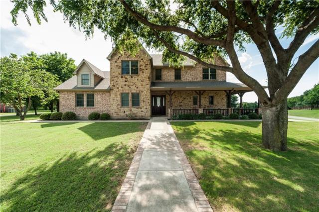 8524 Stallion Court, Denton, TX 76208 (MLS #14107305) :: Real Estate By Design