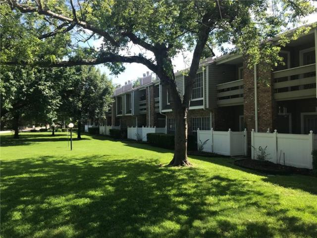 8555 Fair Oaks Crossing #408, Dallas, TX 75243 (MLS #14107481) :: RE/MAX Landmark