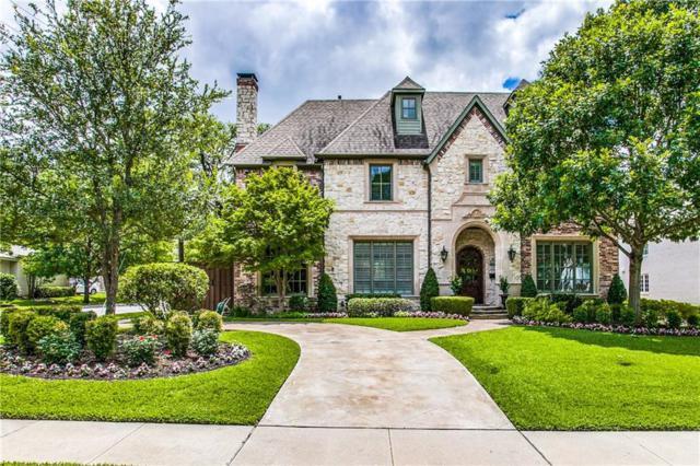 2901 Purdue Avenue, University Park, TX 75225 (MLS #14107744) :: The Heyl Group at Keller Williams