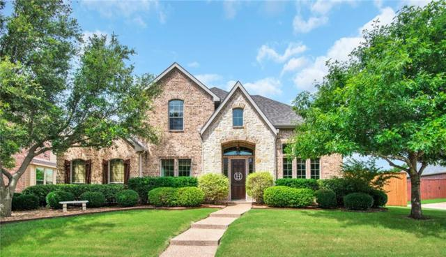 2003 Alyssa Court, Allen, TX 75013 (MLS #14107750) :: Tenesha Lusk Realty Group
