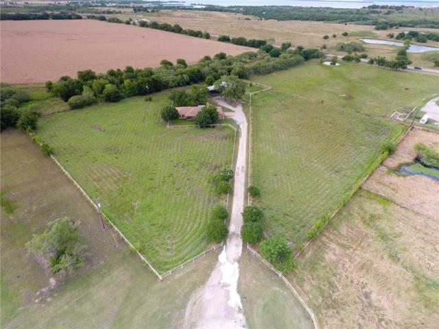 10200 Terrace Road, Sanger, TX 76266 (MLS #14107772) :: The Kimberly Davis Group