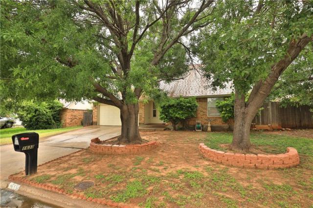 1633 Covey Lane, Abilene, TX 79605 (MLS #14107850) :: The Mitchell Group