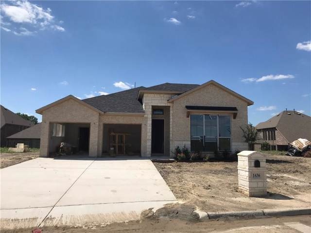 1436 Morris Crossing, Heath, TX 75126 (MLS #14107971) :: HergGroup Dallas-Fort Worth