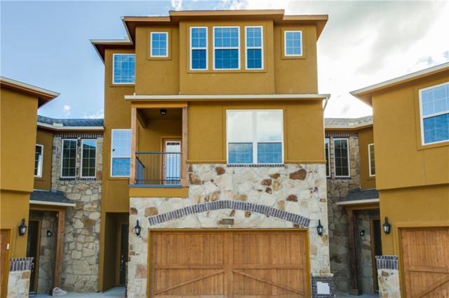 7310 Venice Drive #3, Grand Prairie, TX 75054 (MLS #14107985) :: The Hornburg Real Estate Group