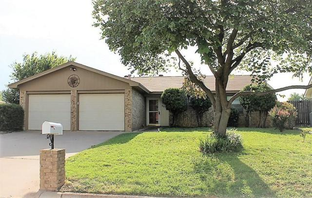 4858 Oaklawn Drive, Abilene, TX 79606 (MLS #14108008) :: The Good Home Team