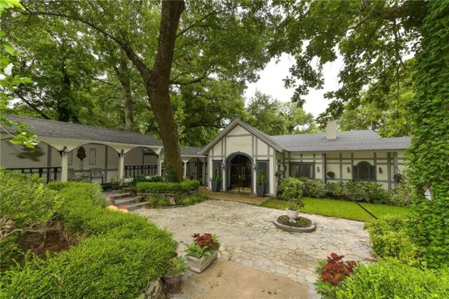 9820 Lake Haven Circle, Fort Worth, TX 76108 (MLS #14108024) :: RE/MAX Town & Country