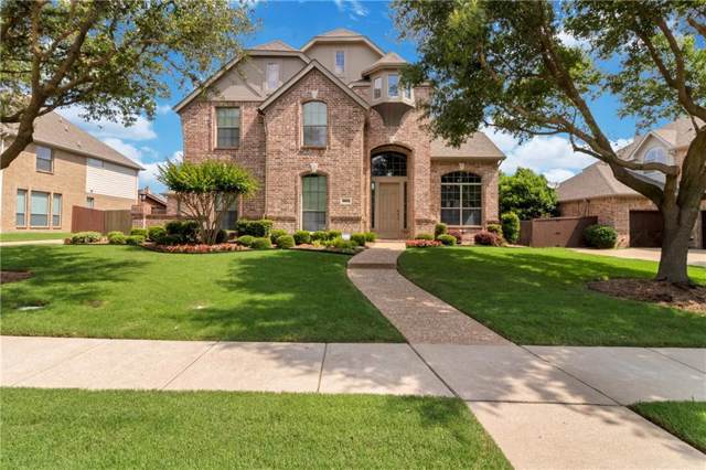 4209 Woodcrest Lane, Mansfield, TX 76063 (MLS #14108028) :: RE/MAX Town & Country