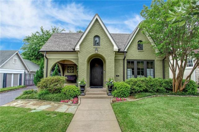 3759 W 6th Street, Fort Worth, TX 76107 (MLS #14108041) :: The Heyl Group at Keller Williams