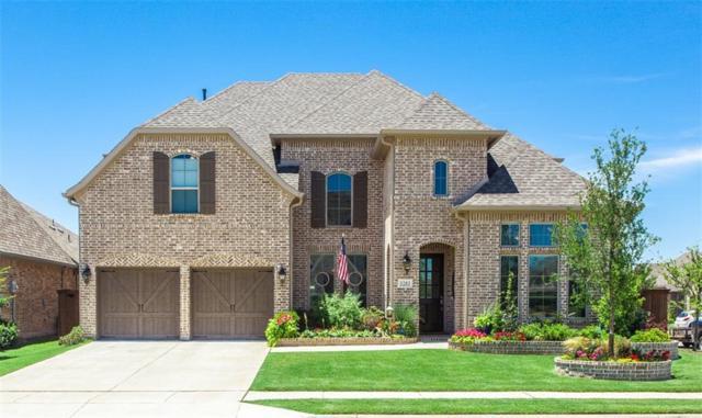 3203 Prancer Way, Celina, TX 75009 (MLS #14108045) :: Real Estate By Design