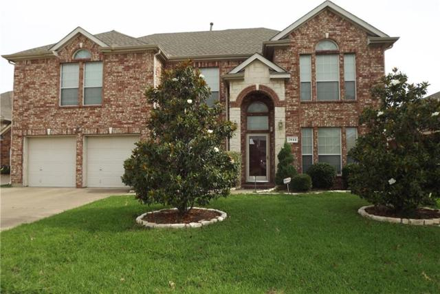 2844 Conrad Lane, Grand Prairie, TX 75052 (MLS #14108092) :: The Heyl Group at Keller Williams