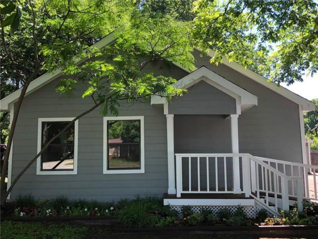 1510A N Main Street, Weatherford, TX 76086 (MLS #14108123) :: The Heyl Group at Keller Williams