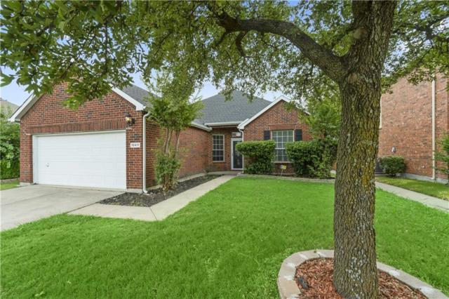 10417 Augusta Lane, Rowlett, TX 75089 (MLS #14108170) :: The Good Home Team