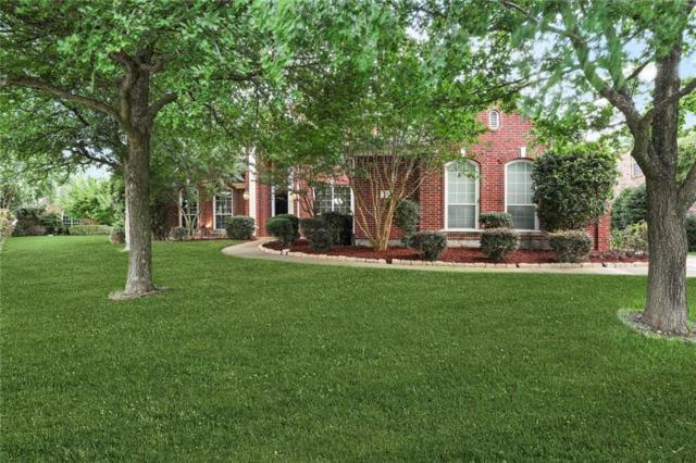 406 Parkwood Court, Southlake, TX 76092 (MLS #14108225) :: RE/MAX Town & Country