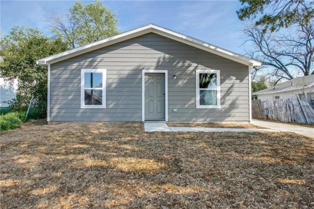 1255 E Davis Avenue, Fort Worth, TX 76104 (MLS #14108253) :: The Heyl Group at Keller Williams
