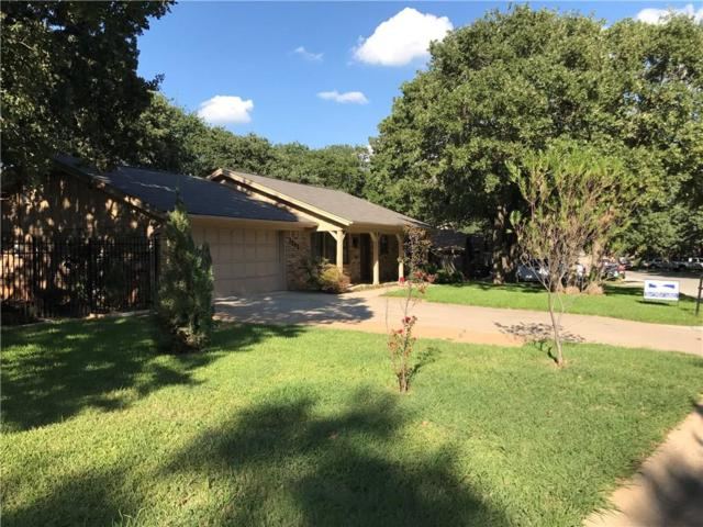 1105 Wood Ridge Drive, Azle, TX 76020 (MLS #14108291) :: RE/MAX Town & Country