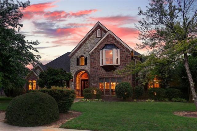 1101 Merlot Drive, Southlake, TX 76092 (MLS #14108304) :: RE/MAX Town & Country