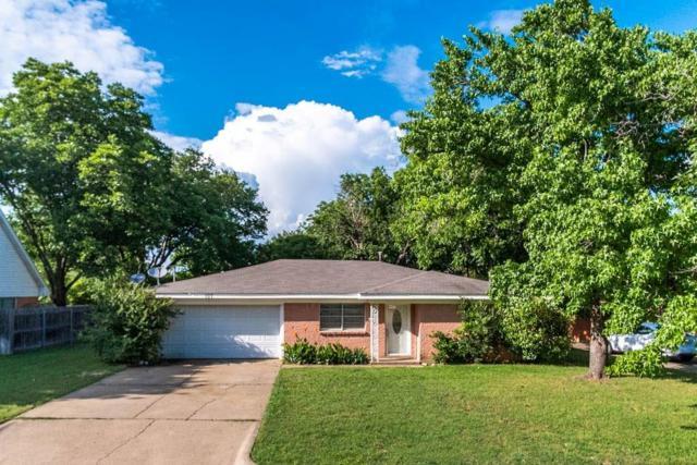 107 SE Harris Street, Burleson, TX 76028 (MLS #14108330) :: RE/MAX Town & Country