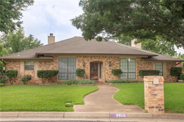 3810 Rochelle Drive, Arlington, TX 76016 (MLS #14108369) :: Team Tiller