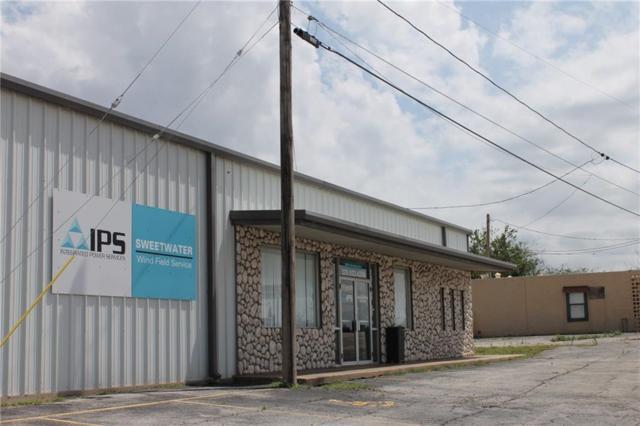 1508 E Broadway Street, Sweetwater, TX 79556 (MLS #14108418) :: Baldree Home Team