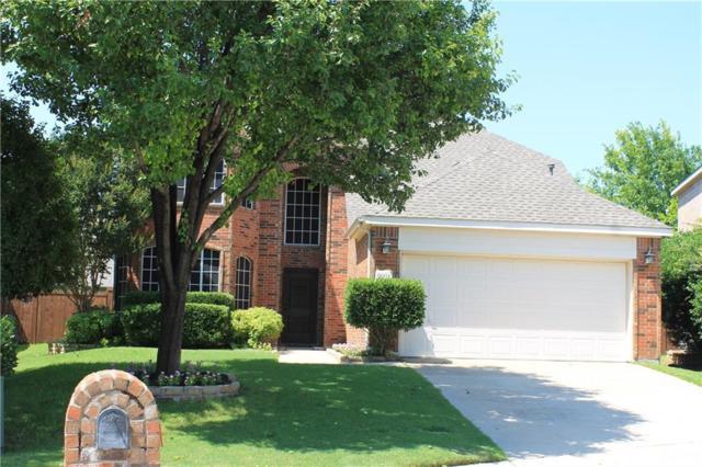 8604 Harmony Drive, Mckinney, TX 75072 (MLS #14108497) :: Tenesha Lusk Realty Group