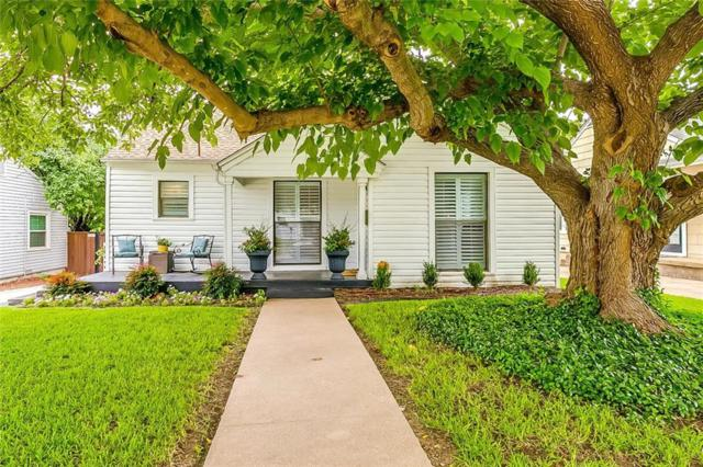 3809 Linden Avenue, Fort Worth, TX 76107 (MLS #14108569) :: The Rhodes Team