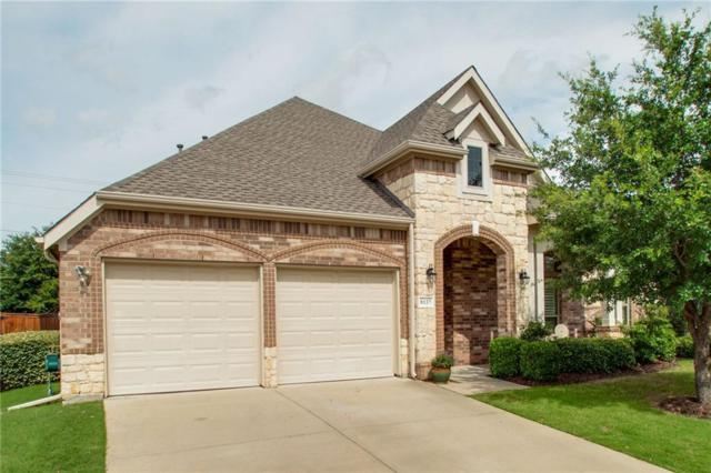 8137 Tyler Drive, Lantana, TX 76226 (MLS #14108589) :: The Heyl Group at Keller Williams
