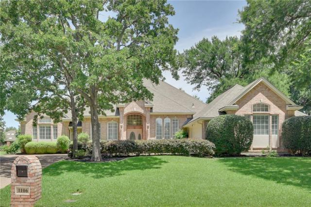1106 Saint Andrews Drive, Mansfield, TX 76063 (MLS #14108697) :: The Tierny Jordan Network