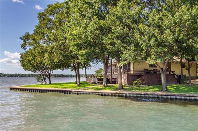 202 Shady Shores Drive, Gun Barrel City, TX 75156 (MLS #14108698) :: RE/MAX Landmark