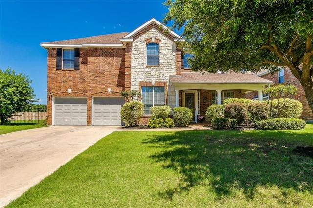 203 Pinnacle Drive, Mansfield, TX 76063 (MLS #14108738) :: The Tierny Jordan Network