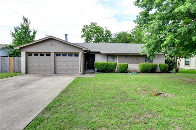 1112 Trammell Drive, Benbrook, TX 76126 (MLS #14108739) :: Team Hodnett
