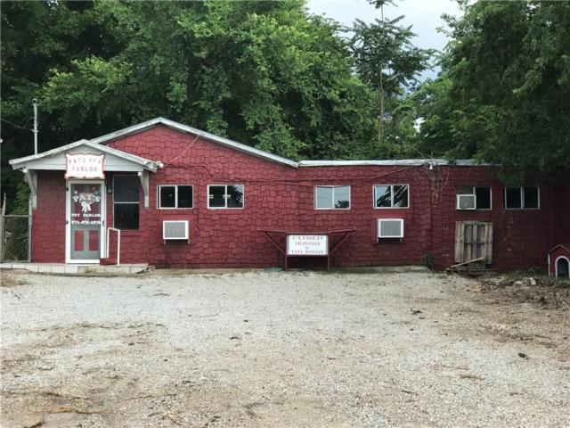 1007 W Ennis Avenue, Ennis, TX 75119 (MLS #14108770) :: Vibrant Real Estate
