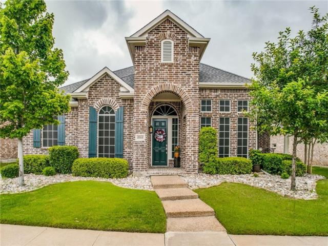 4060 Victory Drive, Frisco, TX 75034 (MLS #14108776) :: The Heyl Group at Keller Williams