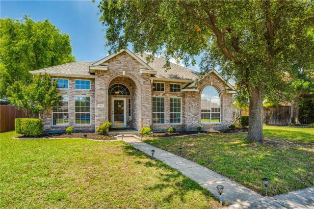 7617 Silverthorn Drive, Rowlett, TX 75089 (MLS #14108816) :: The Heyl Group at Keller Williams