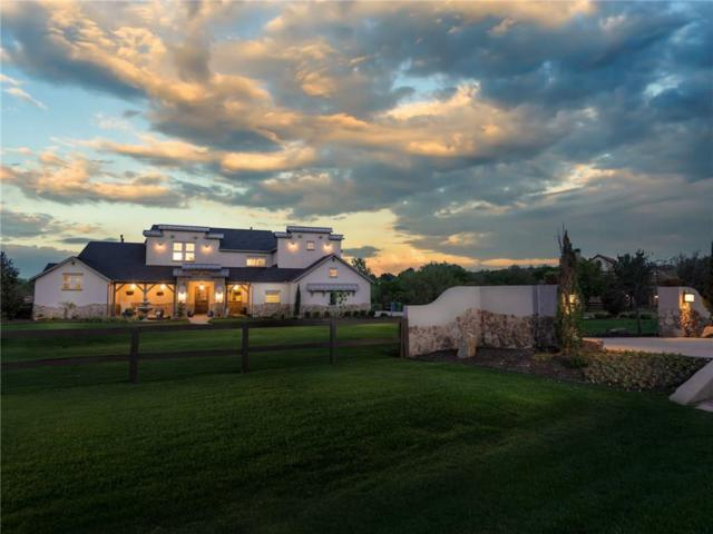 801 Caublestone Hill Drive, Argyle, TX 76226 (MLS #14108880) :: Kimberly Davis & Associates